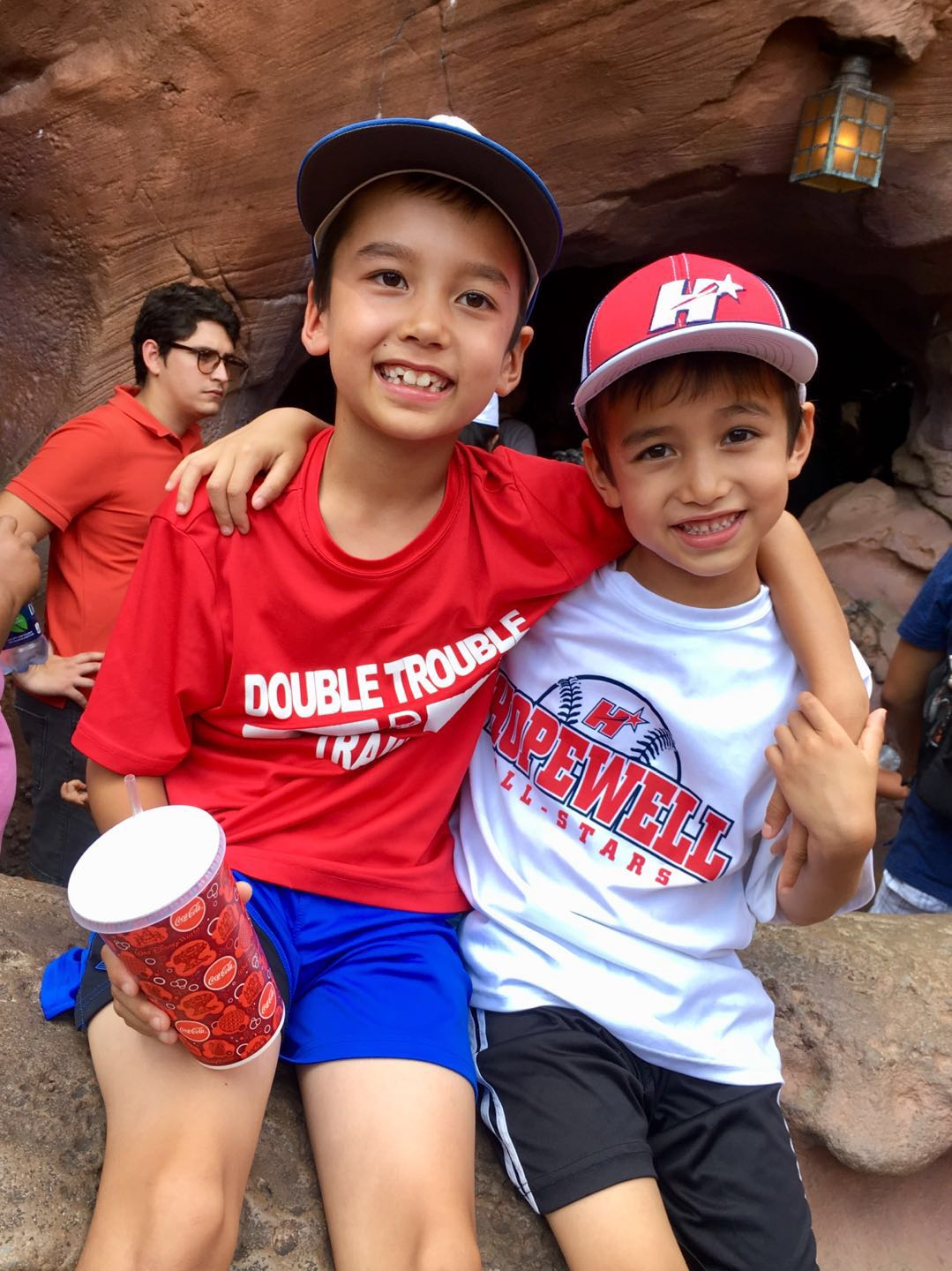 Brothers: Sawyer, 8 years old, Zane, 6 years from Atlanta, GA review on Chinese Class