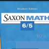 Saxon Math G5-Fall 2020-Mr. Josh