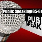Group logo of Public Speaking(G5-6)-L2-15 Lessons