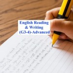 Group logo of English Reading And Writing (G3-4)-Advanced-EWG4L2SU1000AM